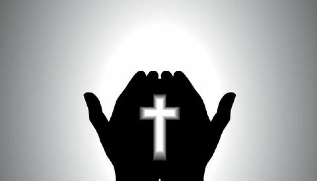 I motsetning til Norge som helhet skjer det ingen sekularisering i Vest-Agder. (Illustrasjonfoto: www.colourbox.com)