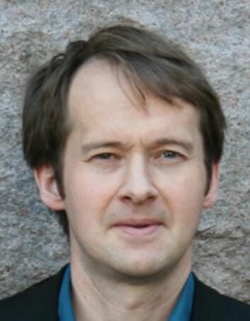 Forsker Asbjørn Steiro (Foto: Kunnskapssenteret)