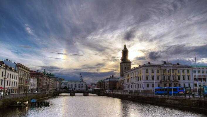 Gøteborg, hvor originalstudien fant sted (Foto: Colourbox)