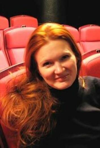 Margrethe Bruun Vaage tror TV-serier har brakt oss nærmere inn på fiktive figurer. (foto: Steffen Borge)