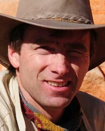 Haakon Fossen er professor ved Institutt for geofag på Universitetet i Bergen. Han har forsket mye på Kaledonidene.