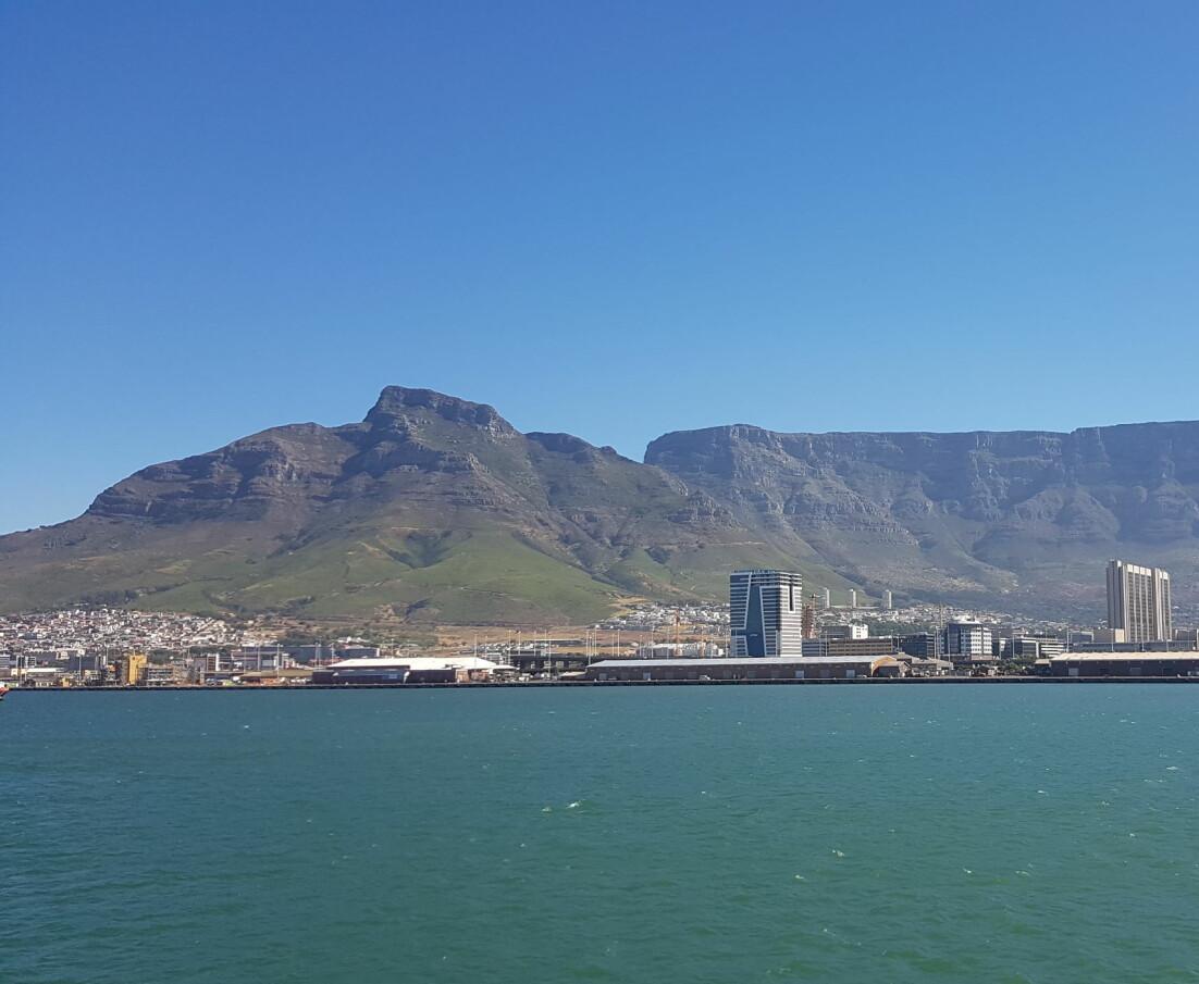 Cape Town: Så nært, men likevel så fjernt!