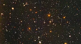 Inn i det mørke universet