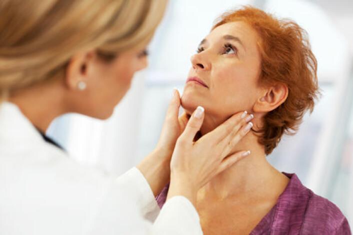 Ny behandling kan redusere bivirkninger av strålebehandling mot kreft i munnhulen og andre deler av hode og hals. (Illustrasjonsfoto: iStockphoto)