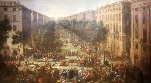 Erfaringene fra Svartedauden og andre pester hjalp oss i møte med koronapandemien
