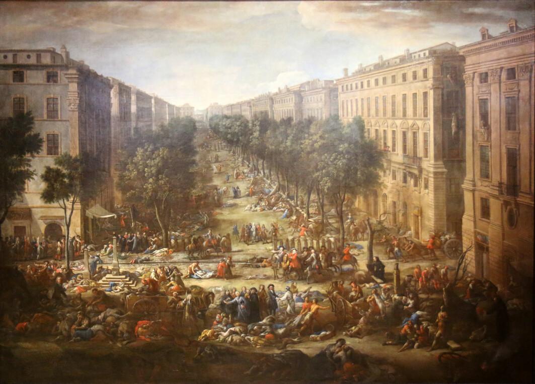 I høst var det 300 år siden et større utbrudd av pest i Marseille. Pest kunne bekjempes med sosial avstand, karantenebruk og skjerpet hygiene – og slik er det også med korona.