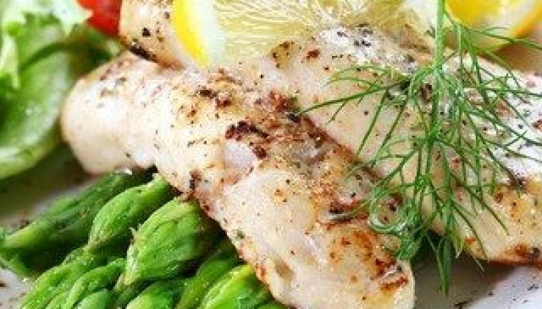 Det å spise fisk øker kanskje den betennelseslignende tilstanden som fører til blodpropper. Det vil forskere undersøke etter overraskende resultater av kostholdet på Grønland. Colourbox