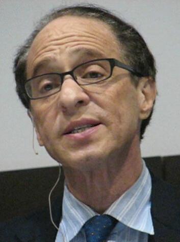 Satser på å bli veldig gammel: Ray Kurzweil.