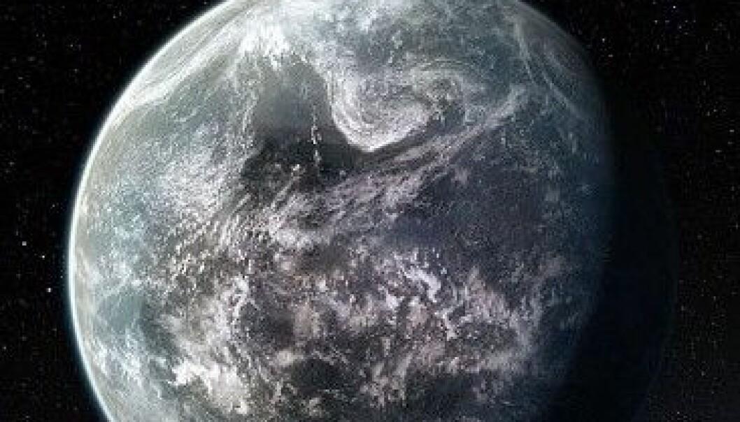 HD85512 b er ein av dei femti nyoppdaga ekstrasolare planetane. Massen og plasseringa omkring moderstjerna gjer at planeten kan vere beboelig for levande organismar. European Southern Observatory, ESO