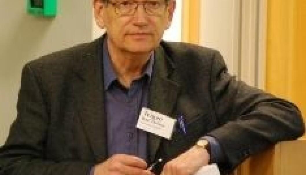 Karl Halvor Teigen. UIO