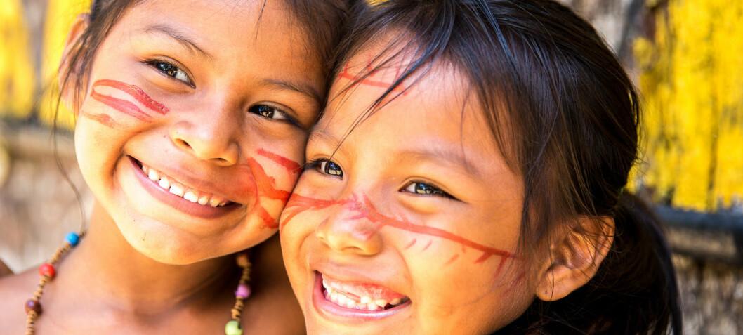 Forskning på barn i Amazonas gir hint om hva som ligger bak barnefedme