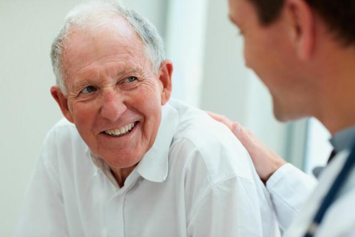 Ny forståelse av hva som skjer i prostataceller, kan gi bedre diagnose og behandling for prostatakreft. (Foto: Shutterstock)