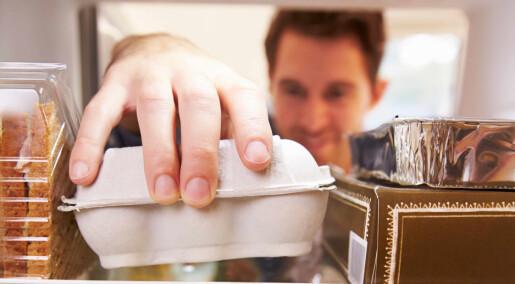 Stappfullt kjøleskap kan gi deg matforgiftninger