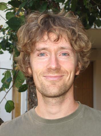 Terje Pedersen. (Foto: Kristin Engh Førde)