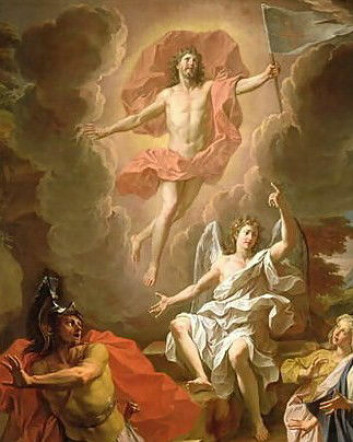 (Foto: (Maleri: Noel Coypel, 1700. Wikimedia Commons))