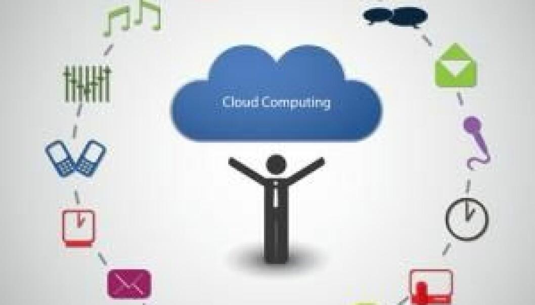 Er dataene dine sikre i skyene?