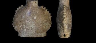 Hva hadde Maya-indianerne i disse små krukkene?