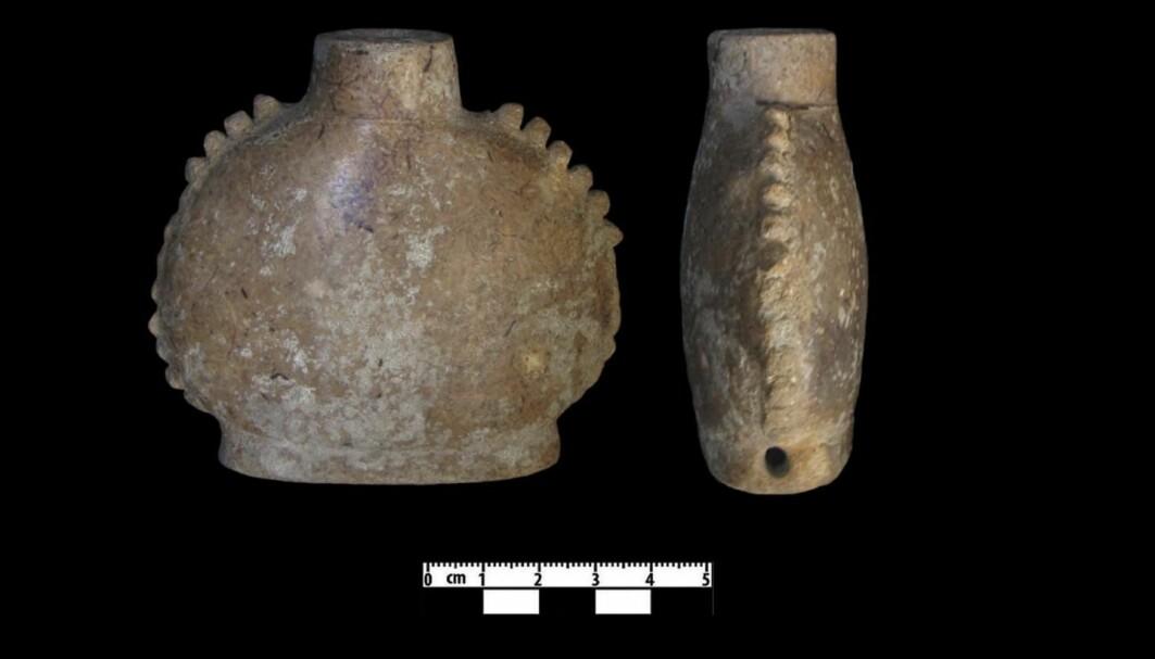 Forskerne har analysert krukker som trolig stammer fra tiden før Europeerne kom til Amerika, og har blant annet foreløpig blitt datert til den klassiske Maya-epoken.