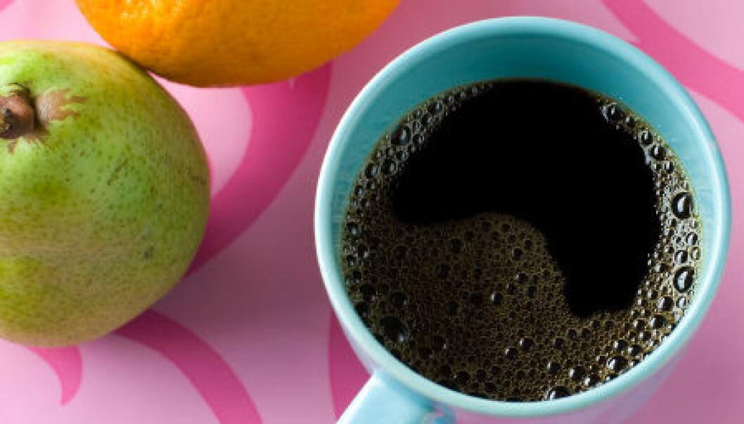 Ny kaffeanalyse bekrefter hjertefordel