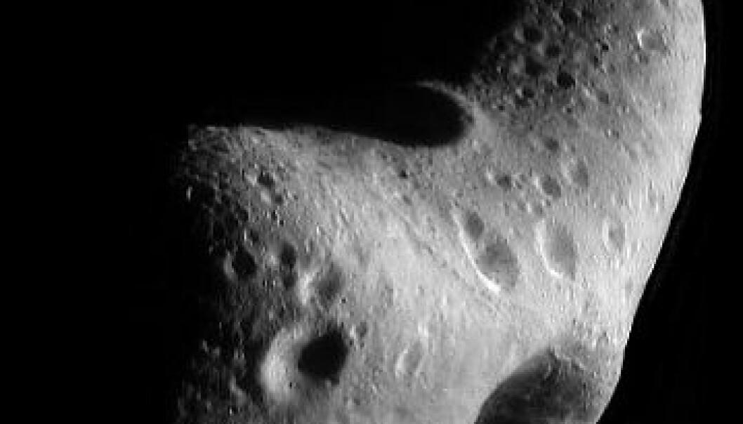 Over tusen asteroide-trusler