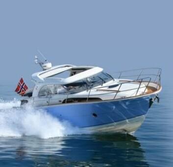 """Fritidsbåter byr på mye """"mat"""" for en som vil jobbe med innovasjon. (Illustrasjonsfoto: Marex)"""