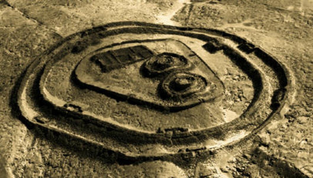 """""""Chankillo-ruinene i Peru har vært kjent i over hundre år. Men hva er de?"""""""