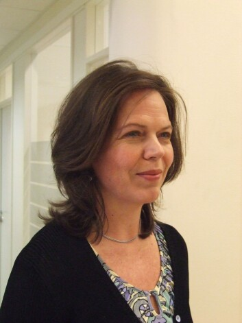 """Marianne Jakobsen,forsker og psykiater NKVTS. Foto:Britta Martens"""