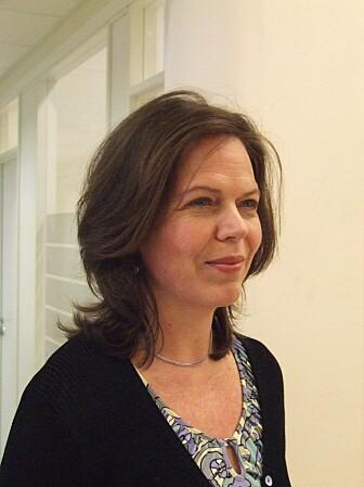Marianne Jakobsen, forsker og psykiater NKVTS. (Foto:Britta Martens)
