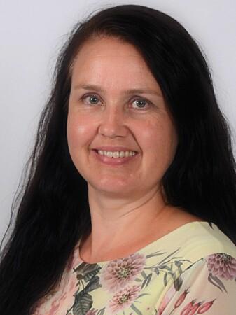 Høgskolelektor Monica Nordbakke.