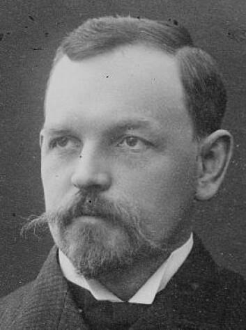 Geolog Otto Nordenskjöld (Foto: Wikimedia Creative Commons)
