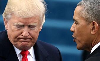 Dette har Trump og Obama til felles, ifølge forskere