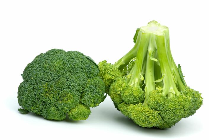 Brokkoli er sunn i seg selv. Bør den sprøytes for å bli enda sunnere? (Foto: Colourbox)