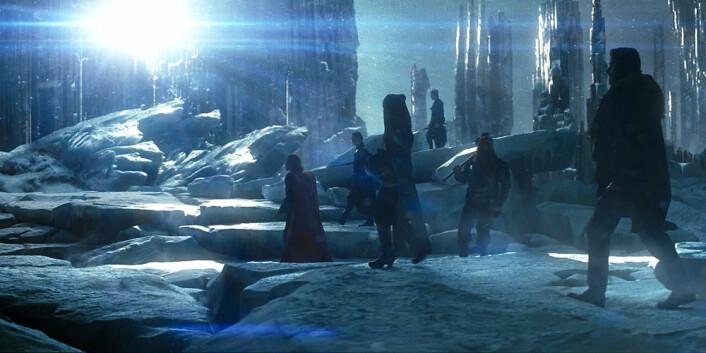 Handlinga i Thor hopper mellom parallelle univers. Selv om filmen på ingen måte er basert på en sann historie, er det mulig at parallell univers-biten kanskje ikke er så usannsynlig som den kan høres ut som. (Foto: United International Pictures)