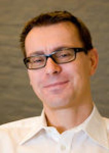 – Det kan tenkes at risikoen hos noen grupper er høyere eller lavere, sier psykologspesialist Pål Grøndahl ved kompetansesenteret for sikkerhets-, fengsels og rettspsykiatri. (Foto: Helse Sør-Øst)