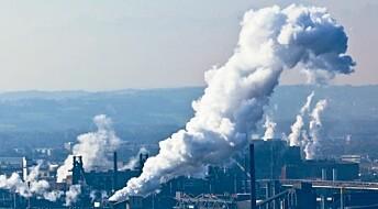 Vekst uten økte utslipp