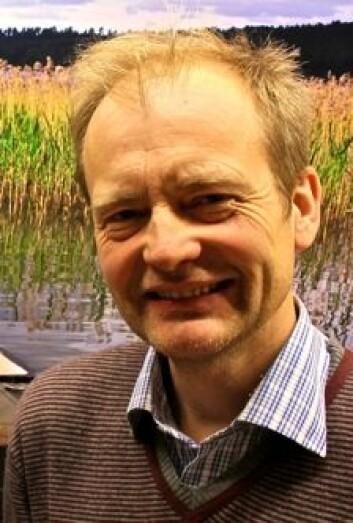 Bjørnar Henriksen er forsker ved Sintef og sentral i forskningen på norsk fritidsbåtbransje. (Foto: Bård Amundsen)