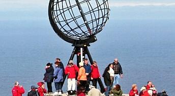 Taper turister på dårlig presentasjon