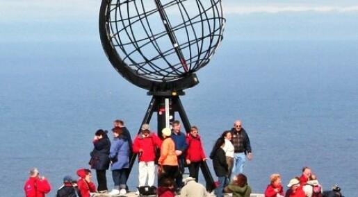 Turistene må dirigeres