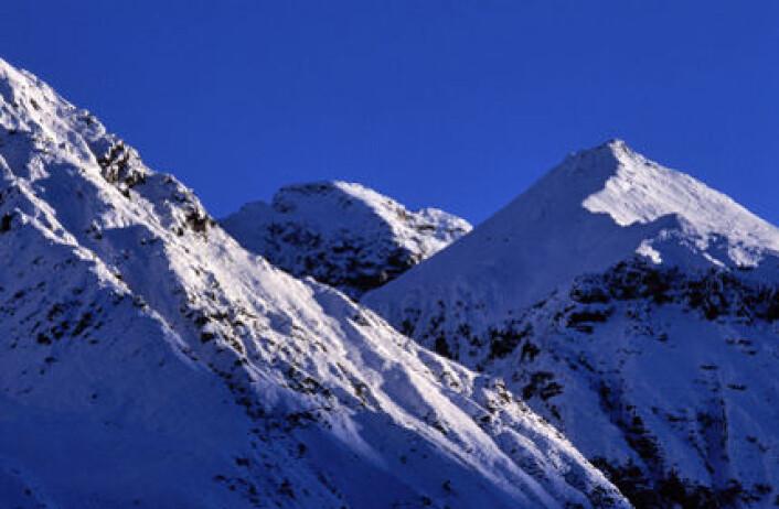 Himalaya er verdens høyeste fjellkjede. (Foto: iStockphoto)
