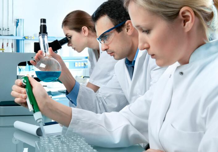 Kreftceller kan produsere signalmolekyler som styrer cellevekst. Dette kan være årsaken til ubalansen i beinvekst hos pasienter med beinmargskreft. (Foto: Shutterstock)