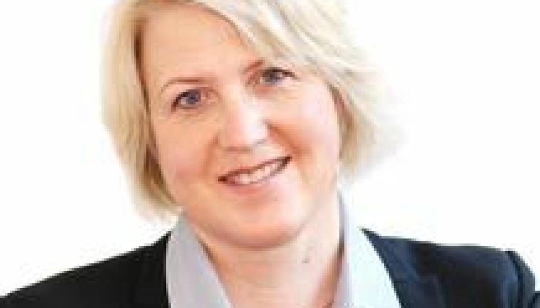 Overlege Mari Nygård ved Kreftregisteret. Kreftregisteret