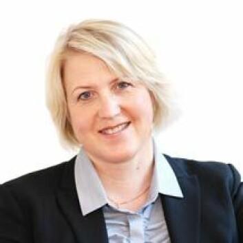 Overlege Mari Nygård ved Kreftregisteret. (Foto: Kreftregisteret)