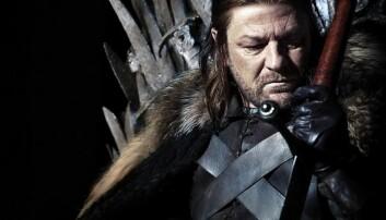 I TV-serien Game of Thrones blir man godt kjent med flere av figurene. Ned Stark blir halshogd foran datteren og millioner av fans. HBO Nordic