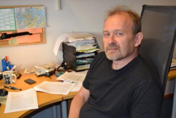Arild Gjertsen. (Foto: Trude Landstad, Nordlandsforskning)