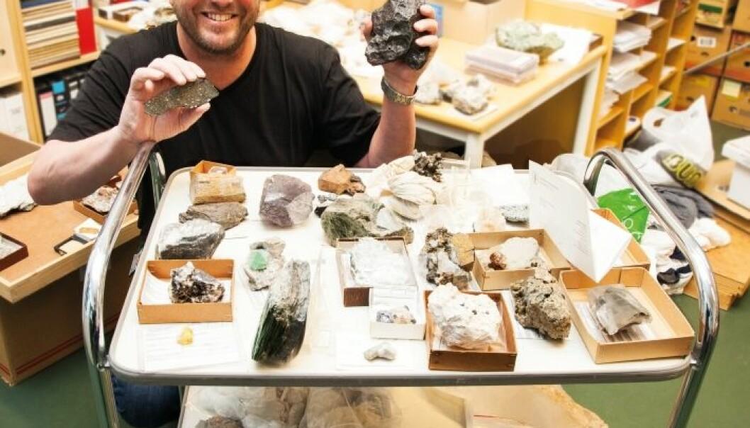 Meteoritter avslører urtida på jorda