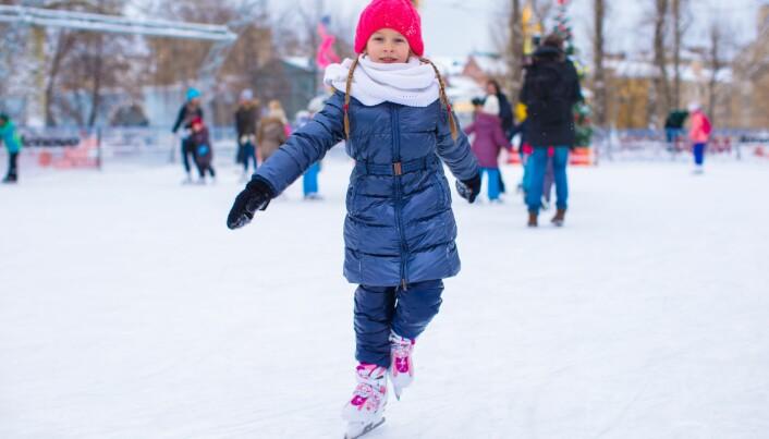 Barn må få ha det gøy og føle at klarer noe, mener Sigmund A. Anderssen.