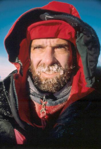 Jan-Gunnar Winther er direktør for Norsk Polarinstitutt. (Foto: Polarinstituttet)
