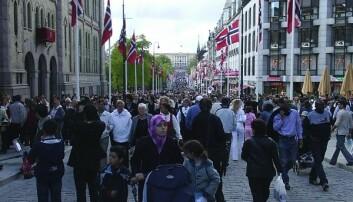 Folk har ulik risiko for spedbarnsdød og fosterdød i Norge. (Foto: Wikimedia Commons)