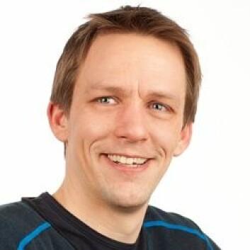 Professor Pål Sætrom ved NTNU. (Foto: NTNU)