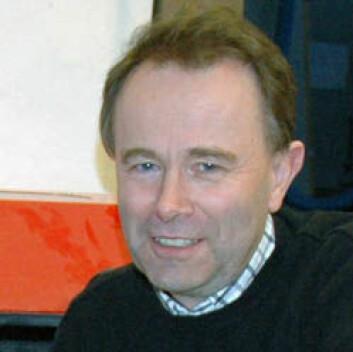 Forskar Eyolf Erichsen. (Foto: Gudmund Løvø/NGU)